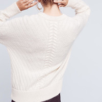 Ilaria Cable-Knit Pullover