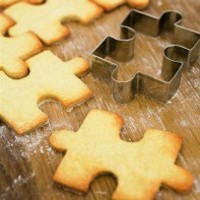 Puzzle Piece Cookie Cutter | Cool People Shop
