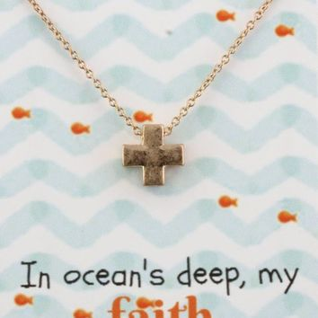 DCCKGE8 Kids- Charm Necklace