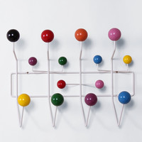 Eames Style Hang it all Coat Hook