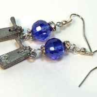Purim Earrings - Grager