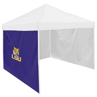 LSU Tigers NCAA 9' x 9' Tailgate Canopy Tent Side Wall Panel