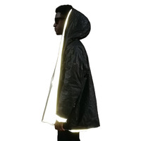 DEV-002 black tyvek®/3M reflective coat