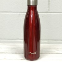 S'well Bottle: Shimmer Ruby Red {17 oz}