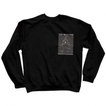 Toy Machine Skateboards Toy Machine Toy Division Crew Neck Sweatshirt
