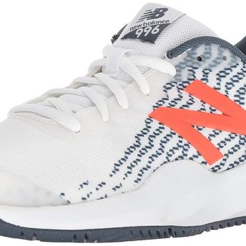 New Balance Kids' 996v3 Hard Court Tennis Shoe