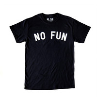 NO FUN Logo T-shirt