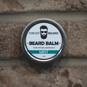 MINT SCENTED BEARD BALM