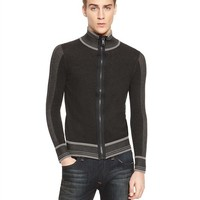 DKNY Jeans -International- Zip Up Sweater - DKNY