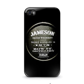 JAMESON WHISKEY iPhone 4 / 4S Case Cover
