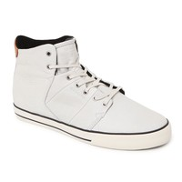 Globe Los Angered Shoes - Mens Shoes - White