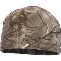 Under Armour Camo Outdoor Fleece Beanie - Sheplers