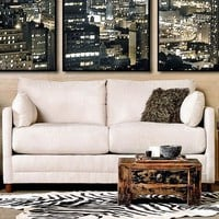 Softee Full Size Microfiber Sofabed (East Coast Only)