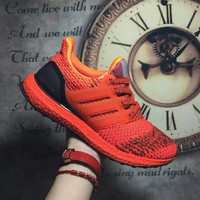 "Women ""Adidas"" Ultra Boot knitting Trending Fashion Leisure Running Sports Shoes"