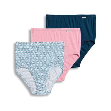 Jockey Women's Underwear Elance Brief - 3 Pack