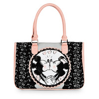 Mickey and Minnie Mouse Handbag - Disney Boutique | Disney Store