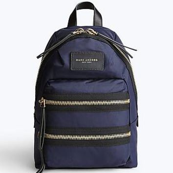 Nylon Biker Mini Backpack - Marc Jacobs