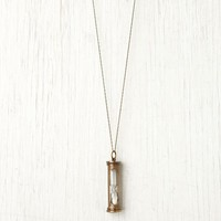 Free People Timer Pendant
