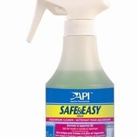 API Safe and Easy Aquarium Cleaner 8 oz