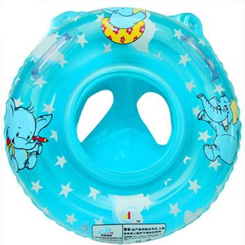 HOT 2018 Baby Swimming Float baby Seat Float Inflatable Swan Pool Float Baby Summer Water Fun Pool Toy Kids Swimming Ring