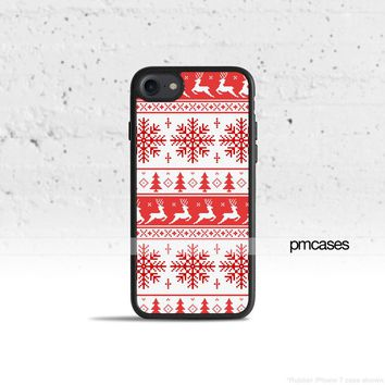 Tribal Christmas Phone Case Cover for Apple iPhone iPod Samsung Galaxy S & Note