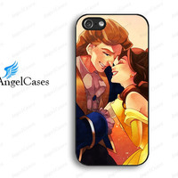 iphone 5 case Beauty and the beast princess iphone 5s case iphone 4 case best iphone case cool iphone 4s case unique iphone case  NO10191