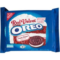 Nabisco Oreo Red Velvet Sandwich Cookies, 12.2 oz - Walmart.com