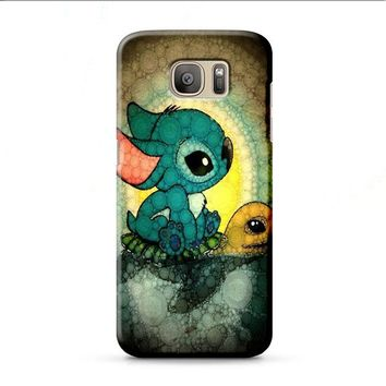 Disney Stitch and Turtle 1 Samsung Galaxy J7 2015 | J7 2016 | J7 2017 case