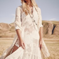 Free People Breezy Maxi Dress