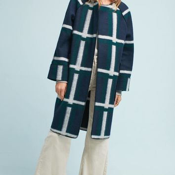 Margot Plaid Coat