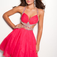 Jasz Short and Cocktail 4736 JASZ Couture Short and Cocktail Prom Dresses, Evening Dresses, and Cocktail Dresses from ElizabethNoel.com