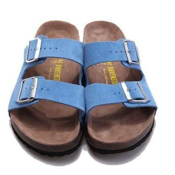 qiyif Birkenstock Arizona Blue