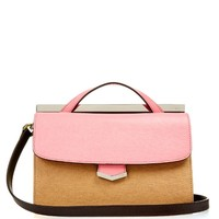 Demi Jour small leather cross-body bag | Fendi | MATCHESFASHION.COM US