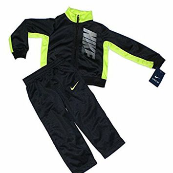 Nike Baby Jacket Tracksuit Pants Outfit Set, Size 18 Months