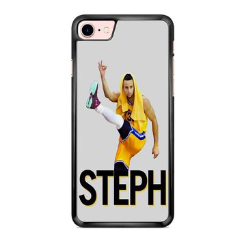 Steph Curry Three Pose iPhone 7 Case