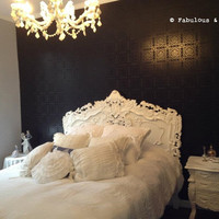 Fabulous and Baroque — Fabulous & Rococo - White Lacquer - Client Photo