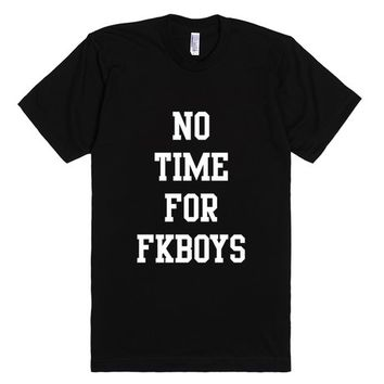No Time for FKBOYS