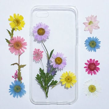 Clear iPhone 6s plus Case, iPhone 6s Case Clear, iPhone 6 Case tpu, iPhone 6s Case, iPhone 6 Plus Case, tpu iphone case, flower iphone cover