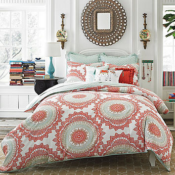AnthologyTM Bungalow 2 3 Piece Comforter Set
