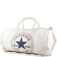 Converse - Graphic Barrel Bag - Natural White