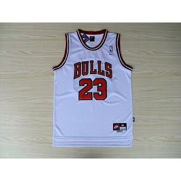 Michael Jordan Chicago Bulls 23 Basketball Jersey  Flight Jersey