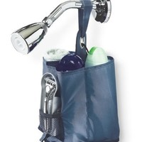 Homz Shower Caddy, Cobalt Blue