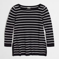 Factory side-zip sweater : Sweaters | J.Crew Factory