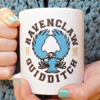 Ravenclaw Quidditch - Coffee Mug - Harry Potter Mug