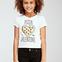 Pizza Valentine Graphic Tee (Kids)