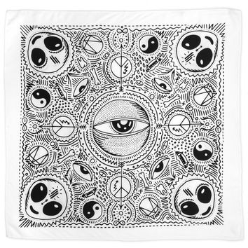 'Young & Sick Collab' Bandana