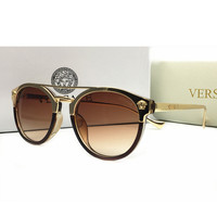 Perfect Versace Women Casual Summer Sun Shades Eyeglasses Glasses Sunglasses