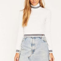 Fila Rita Turtleneck Top - Urban Outfitters