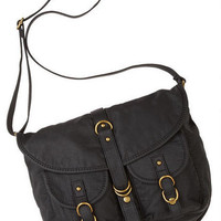 Lorie Black Satchel