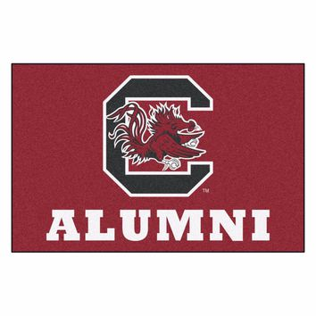 FANMATS Univ of South Carolina Alumni Starter Mat Rug - Man Cave, Bar, Game Room